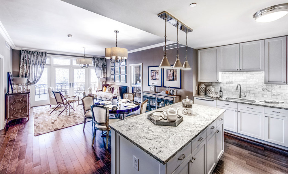 $11,286 Per Month for Penthouse at The Woodley, D.C.