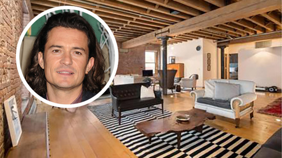Orlando Bloom's Manhattan Condo on Sale for $5,495,000