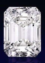Rare 100.20-Carat Perfect White Diamond at Sotheby's New York Auction