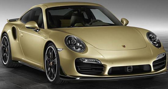Upgrade Your Porsche With New Porsche Exclusive Aerokit