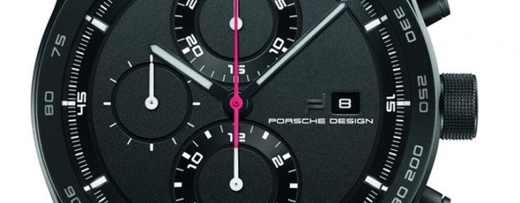Porsche Design Chronotimer Series 1 Arrives This Summer