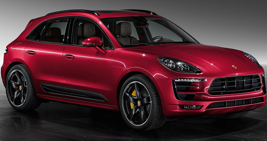 modified Macan SUV by Porsche Exclusive