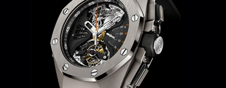 The Royal Oak Concept RD#1 by Audemars Piguet