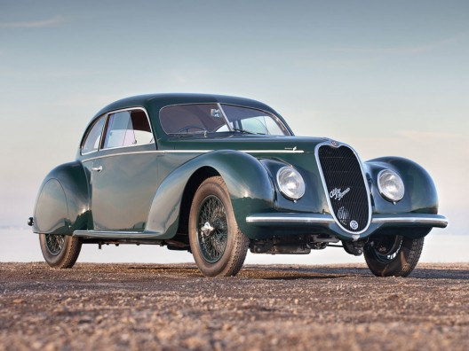 Rare and Historically Significant Cars at RM's Paris Sale