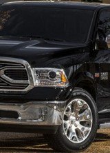 Luxury 2015 Chrysler Ram Laramie Limited