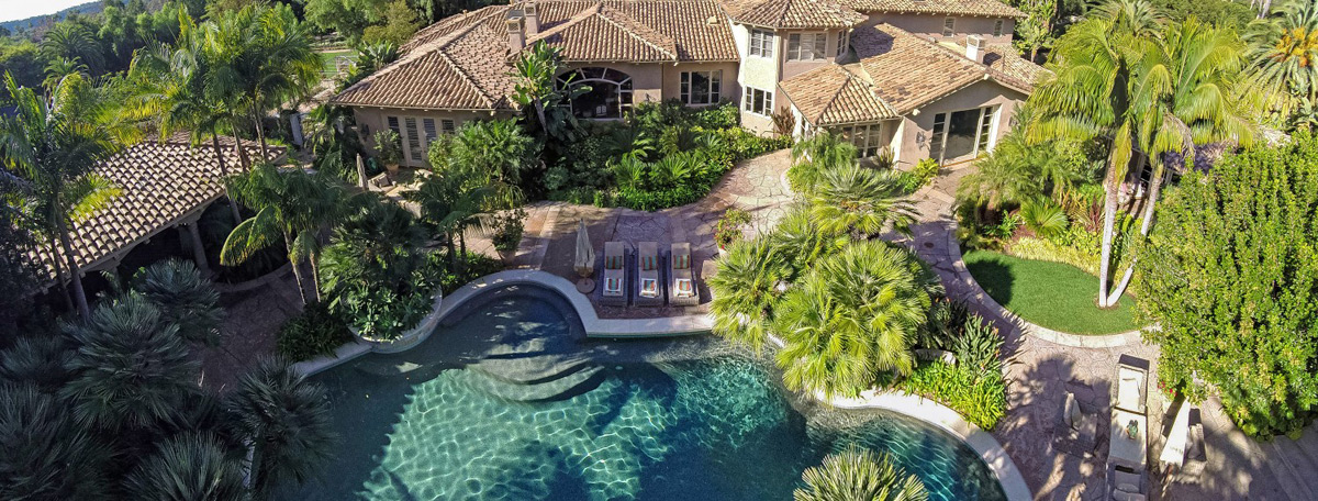 Rancho Santa Fe's Casa Del Sol at Auction Without Reserve