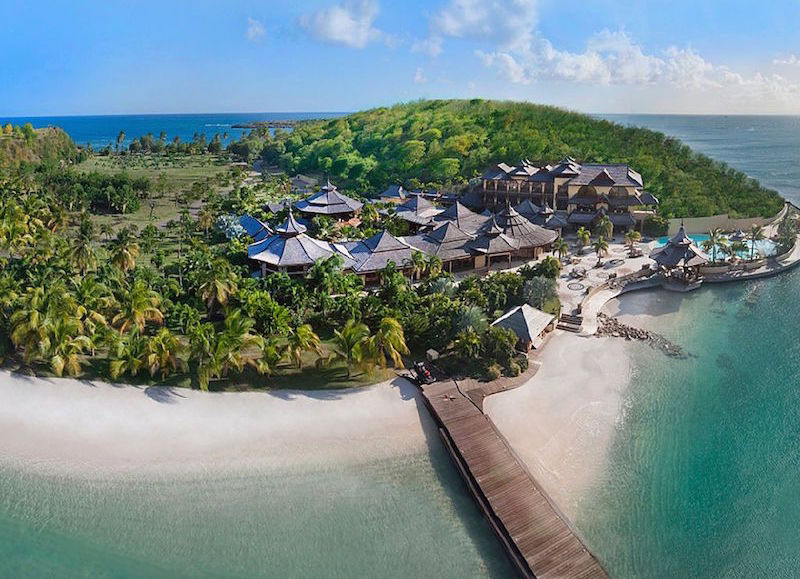 Rent Whole Carribbean Island  For Yourself