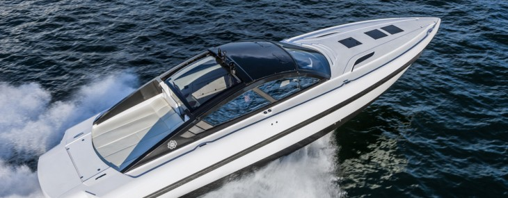 Revolver Boats debuts at Dubai Boat Show with Revolver 44GT