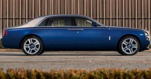 Rolls-Royce Ghost Mysore Collection Special Edition