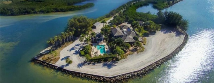 For $6,3 Million You Can Buy Your Own Private Tropical Oasis