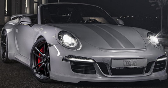 TechArt for the upcoming Geneva Motor Show, announced a new tuning program for the current 911 Carrera GTS