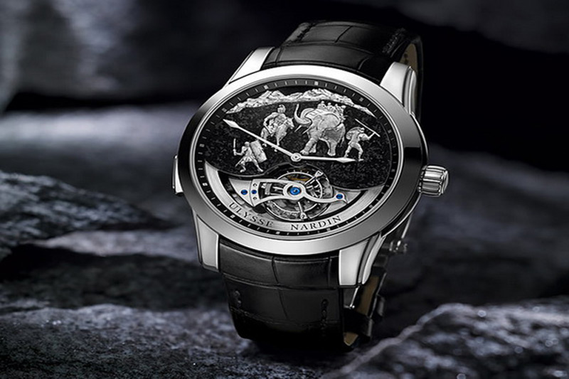 Ulysse Nardin Hannibal Minute Repeater