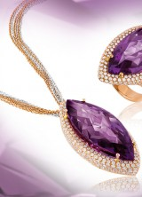 Violet Vision & Violet Vulcano by Select Jewels