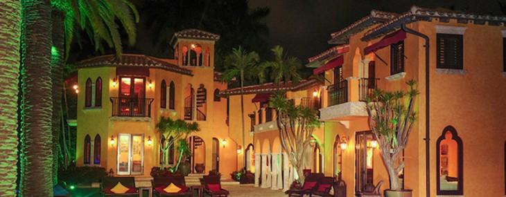 Villa Jasmine- Luxury Waterfront Miami Beach Mansion on Sale