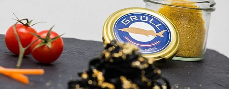 £73,000 Per Kilo White Gold Caviar - World's Most Expensive Food