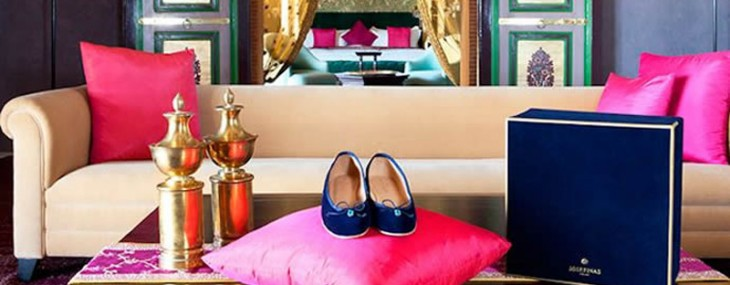 They were born: World's Most Expensive Ballet Flats