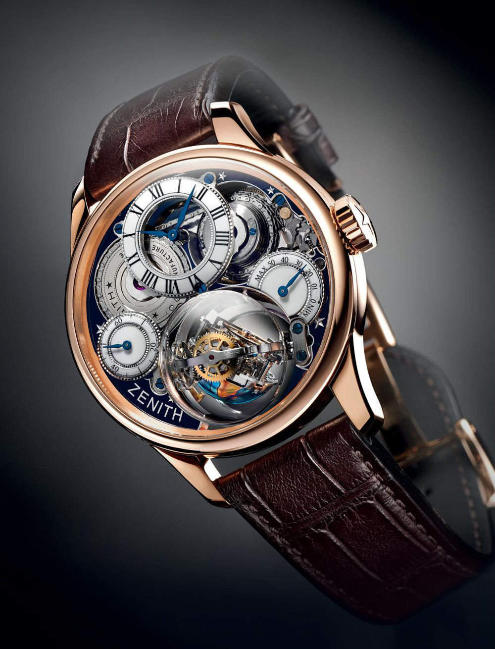 Academy Christophe Colomb Hurricane Grand Voyage II by Zenith