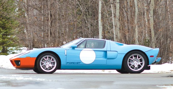 2006 Ford GT Heritage Edition – 2.7 Miles Since New at Fort Lauderdale Sale