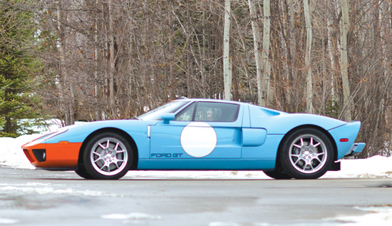 2006 Ford GT Heritage Edition - 2.7 Miles Since New at Fort Lauderdale Sale