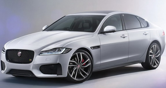 New 2016 Jaguar XF Ideal For Both Road & Track