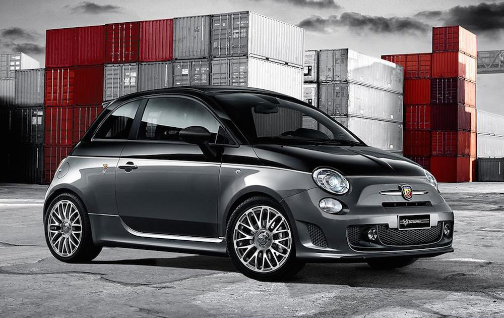 Abarth 500 Bi-Colore Limited Edition