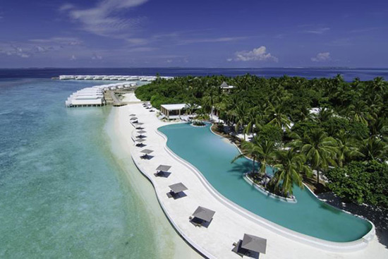 Amilla Fushi - New Maldives Luxury Resort