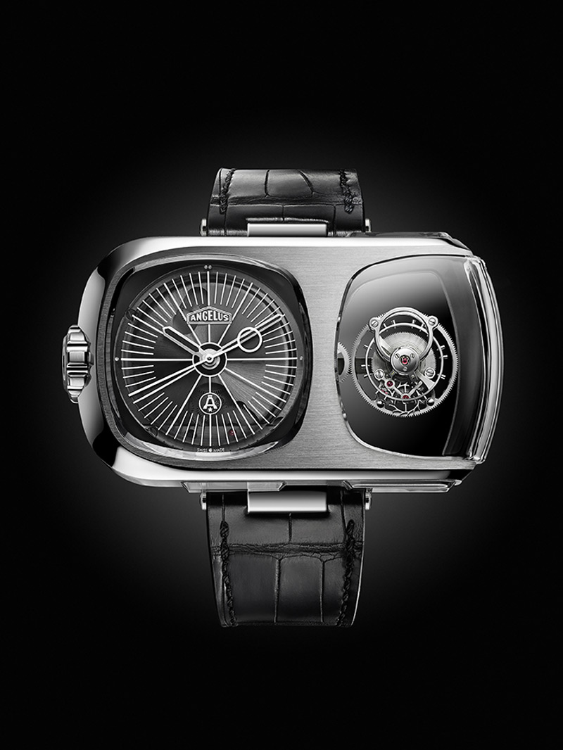 Angelus' Rebirth with U10 Tourbillon Lumière