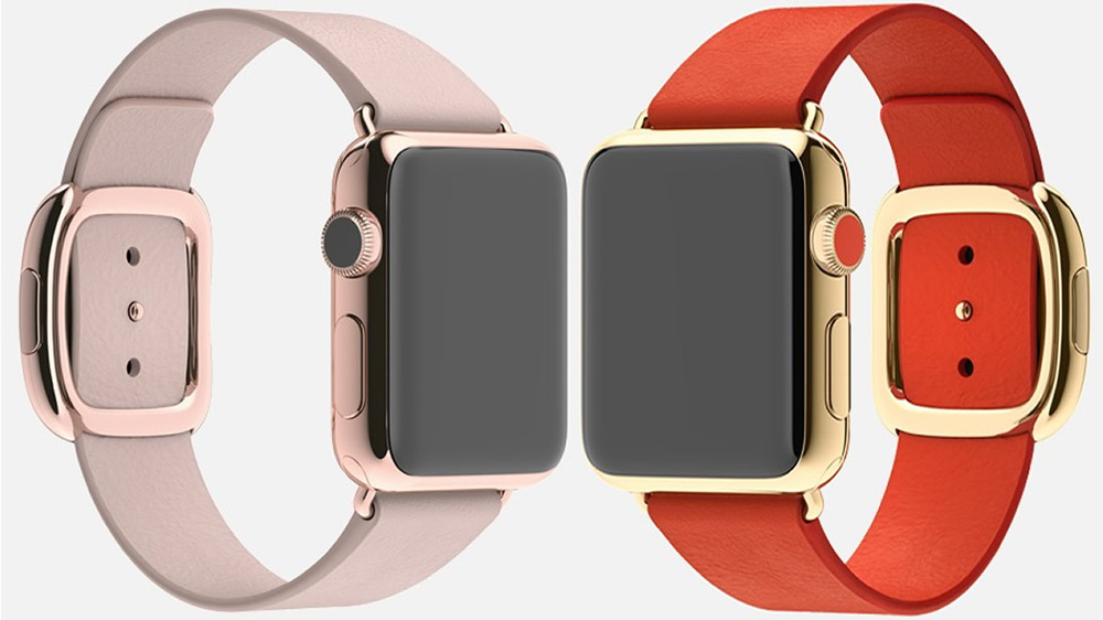Gold Edition Apple Watch Arrives In April And Reaches $17,000