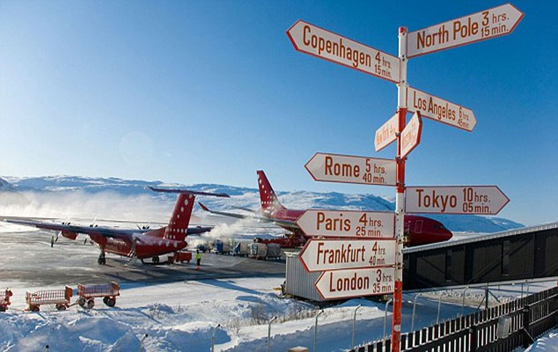 Cross the Arctic Circle And Visit Greenland