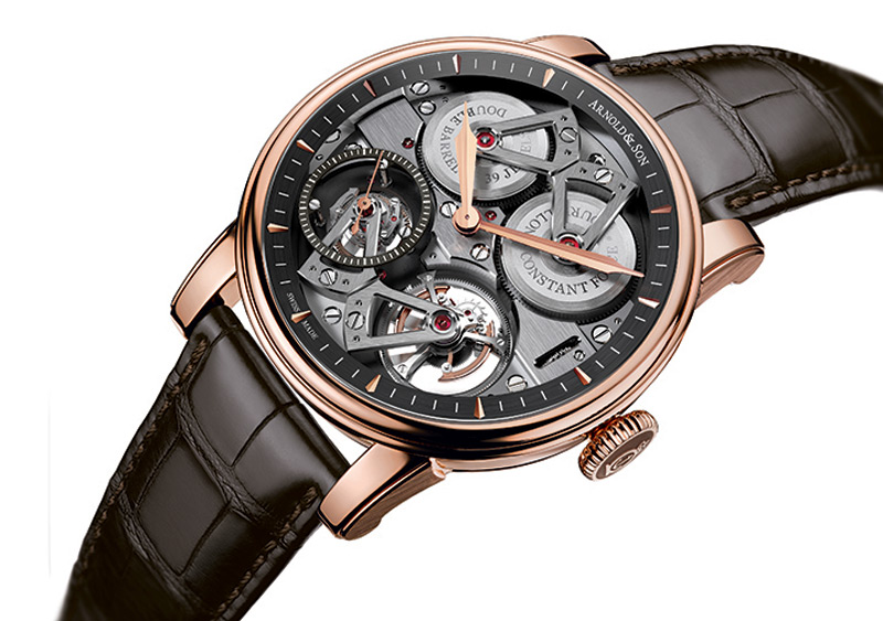 Arnold & Son Royal Collection – Constant Force Tourbillon