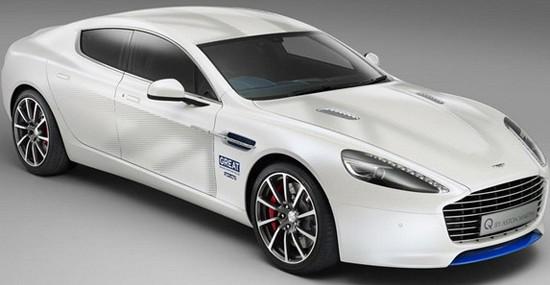 Unique Aston Martin Rapide S GREAT Britain