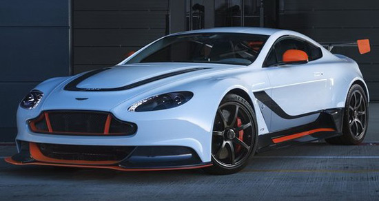 Aston Martin confirmed that their Vantage GT3 model will be offered in only 100 copies