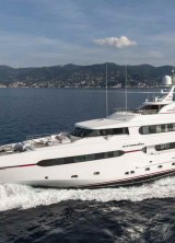 Atomic – Sunrise Yachts' New Superyacht