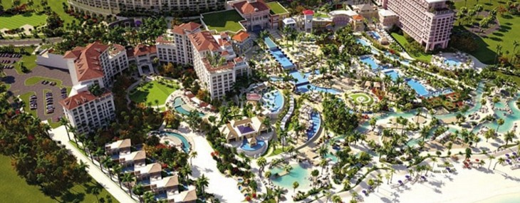 Baha Mar - £3.5 Billion Luxury Caribbean Resort