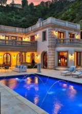 $26 Million Newly Built Bel Air Mansion