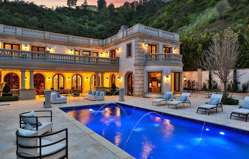 $26 Million Newly Built Bel Air Mansion