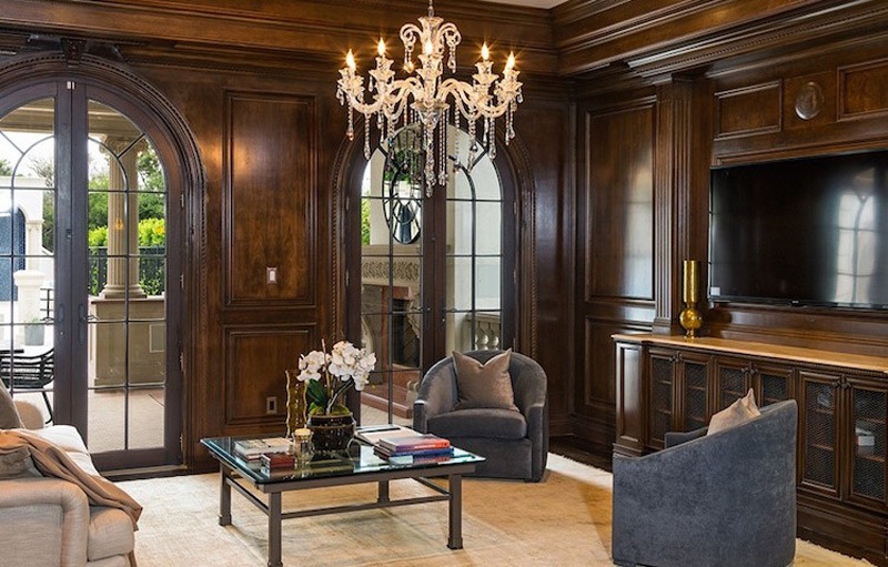 26 Million Newly Built Bel Air Mansion Extravaganzi
