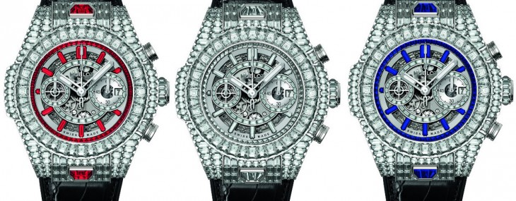 Hublot Celebrates 10 Years of Big Bang with $10 Million Collection