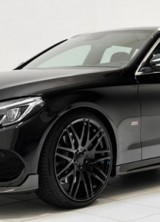Brabus Mercedes C-Class Wagon – Ultimate Family Car