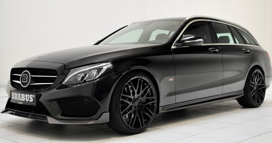Brabus Mercedes C-Class Wagon - Ultimate Family Car