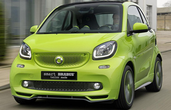 Brabus Smart ForTwo Tailor Made Special Edition