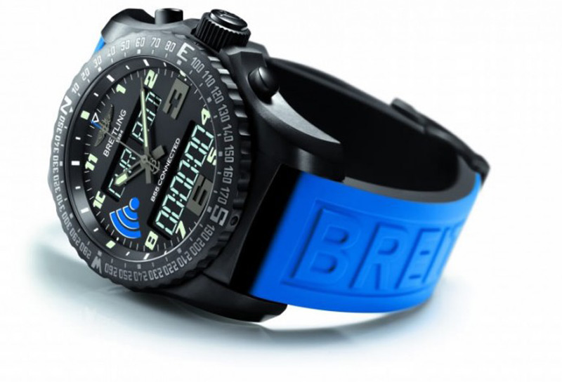 New B55 Connected - Breitling's First Smartwatch