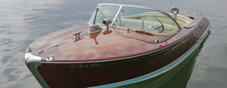 Brigitte Bardot's Riva Boat at RM Sotheby's Auction