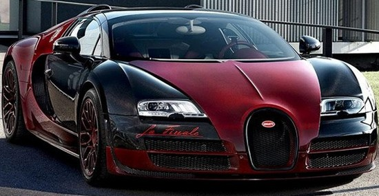 Last Bugatti Veyron LaFinale Officially