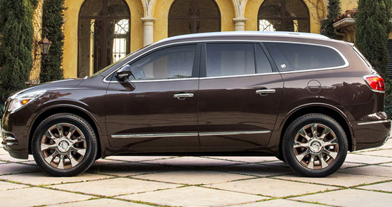 Buick Enclave Tuscan Special Edition