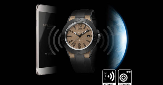 Bulgari's New Diagono Magnesium Concept Watch