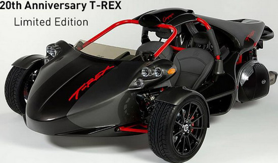 Campagna T-REX 20th Anniversary Limited Edition Model