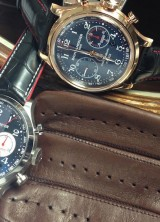 Limited Edition Capeland Shelby Cobra Watches by Baume & Mercier