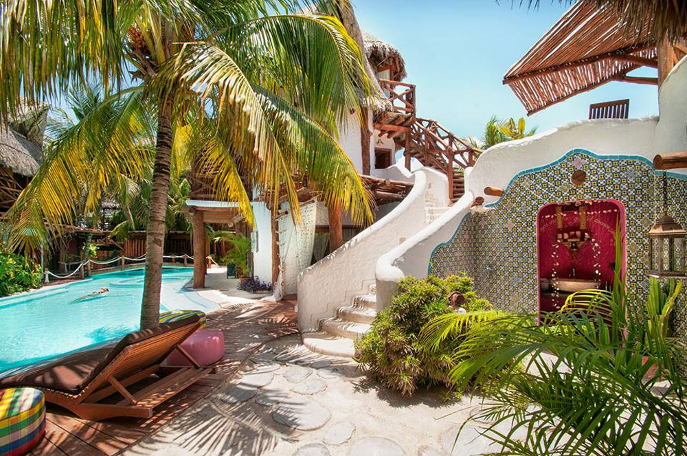 Holbox Hotel Casa Las Tortugas - Best on Holbox, Best on Mexico