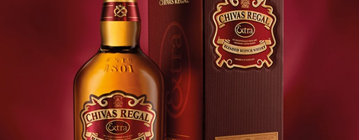 Chivas Regal Extra - New Blend in Last Eight Years